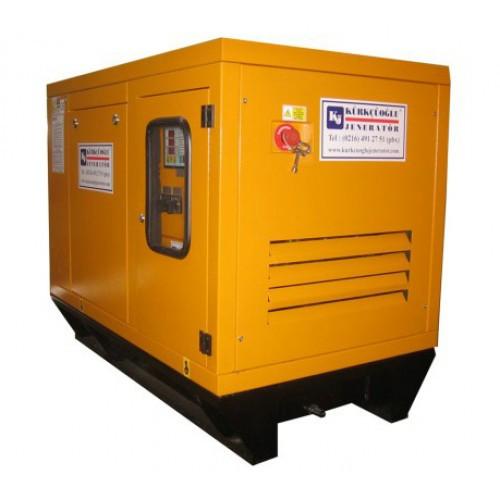 Трехфазный дизельный генератор KJ Power KJA44 (35 кВт)