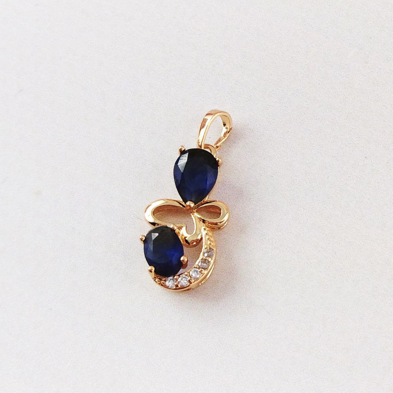 Кулон Xuping Jewelry Изящность медицинское золото, позолота 18К. А/В 4522