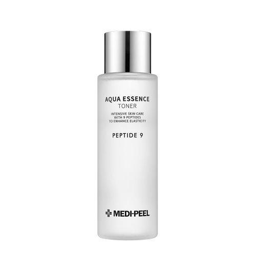 Зволожуюча тонер - есенція з пептидами Medi Peel Peptide 9 Aqua Essence Toner Medi-peel Medipeel 250ml Корея