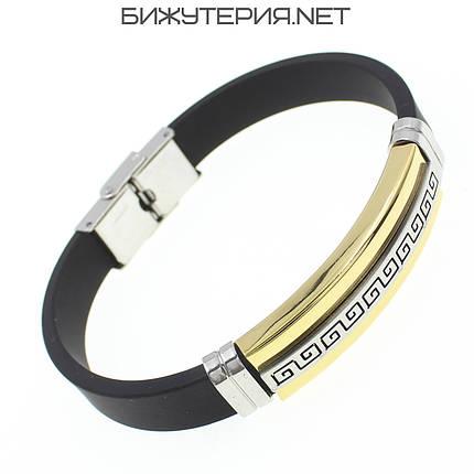 Мужской браслет Stainless Steel - 1043018308, фото 2