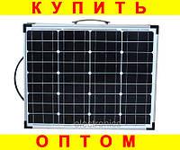 Солнечная панель 2F 80W 18V 670*450*35*35 FOLD  (S00909)