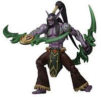 Фигурка Neca Иллидан Герои бури Вселенная Варкрафт 15см- Illidan,Heroes of the Storm World Of Warcraft- 207686
