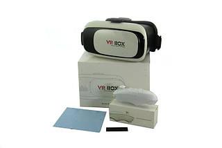 Шлем виртуальной реальности с пультом VR BOX  (S00932)
