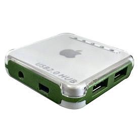 USB хаб на 4 порта 2.0 nsx GT-20  (S00954)