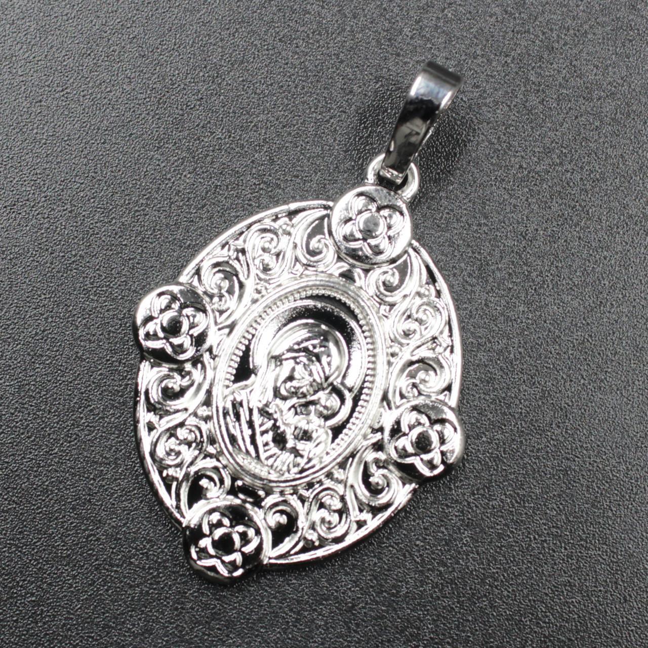 Иконка Богородицы  Xuping 30 х 22 мм