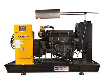 Трехфазный дизельный генератор KJ Power KJT250 (200 кВт)