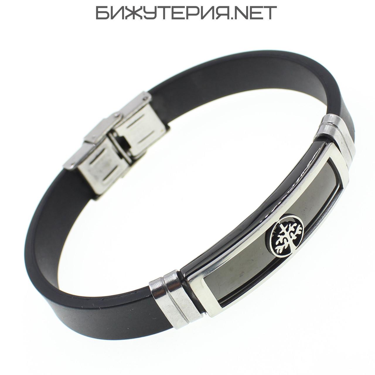 Мужской браслет Stainless Steel - 1038308831