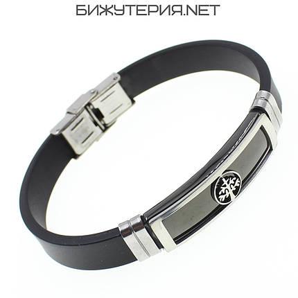 Мужской браслет Stainless Steel - 1038308831, фото 2