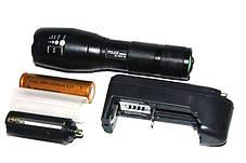 Тактический фонарик POLICE BL-1831-T6 50000W, фото 3