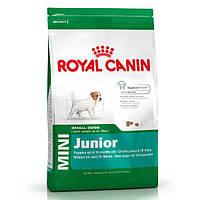 Mini Junior для щенков мелких пород (Роял Канин) Royal Canin (8 кг)