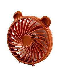 Портативный настольный вентилятор MAKA BEAR FAN XD-011  (S01129)