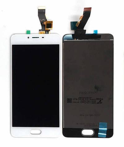 LCD экран+тачскрин Tina Meizu M3S (Y685H) ААА, фото 2