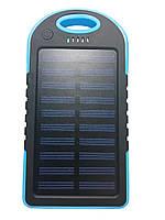 Power Bank с солнечной батареей Solar 30000 mAh влагостойкий