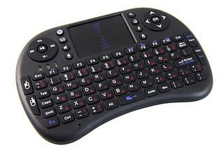 Клавиатура MINI KEYBOARD wireless i8 + тачпад  (S01209)