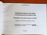 Модернізовані таблиці з української літератури. ЗНО 2020. Шпільчак Марія. (Симфонія Форте), фото 3