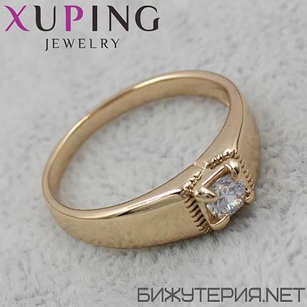 Кольцо Xuping медицинское золото 18K Gold - 1027634335 19, фото 2