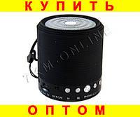 Портативная Bluetooth колонка WS-631 USB microSD  (S01383)