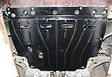 Захист картера двигуна і кпп Fiat Linea 2007-, фото 5