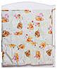 Детская постель Qvatro Gold RG-08 рисунок  салатовая (винни-пух, тигра, пятачок), фото 3