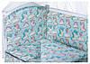 Детская постель Babyroom Comfort-08 голубой, фото 2