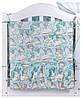 Детская постель Babyroom Comfort-08 голубой, фото 3