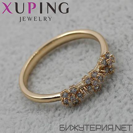Кольцо Xuping медицинское золото 18K Gold - 1027640537 17, фото 2