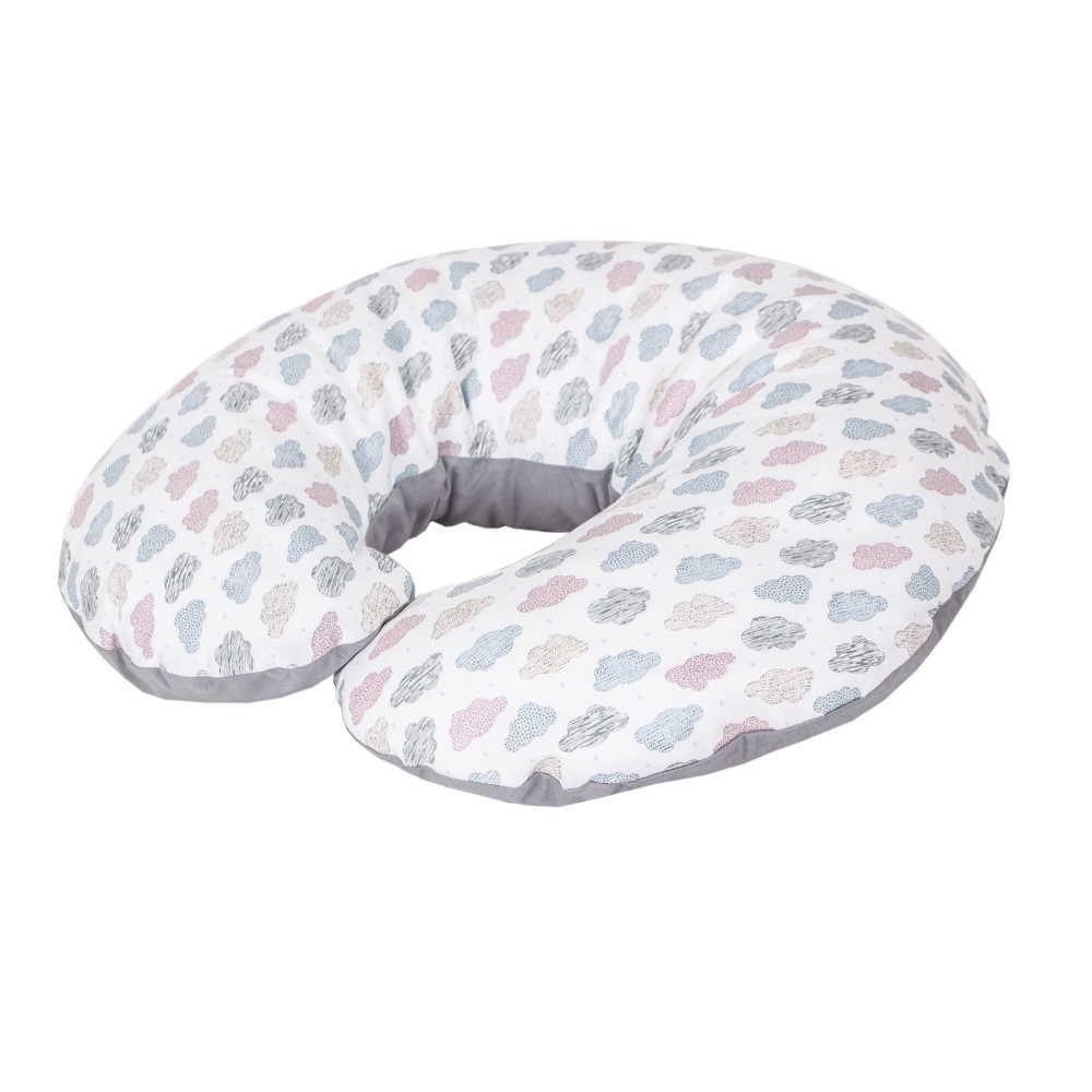 Подушка для кормления Ceba Baby PHYSIO mini  облака