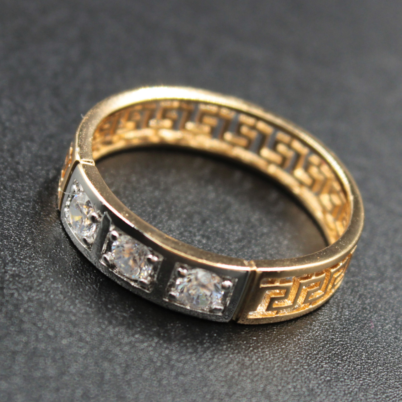 "Кольцо женское Xuping( Хьюпинг) ""Magdolna"""