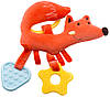 Игрушка Labebe Fox Teether 0m+ HY051015A, фото 2