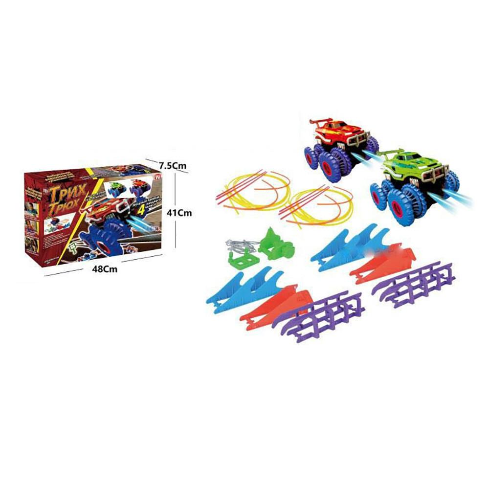 Дополнительный двойной комплект к Trix Trux  модель 903  (S01730)