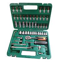Профессиональный набор инструмента Gs Tlb Tools T-190053 53 pcs D1370  (S01784)