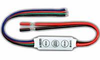 Контроллер для светодиодной ленты RGB 12V 20 см. LEMANSO  (S01834)