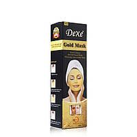 Маска для лица Dexe Gold Mask  (S02057)
