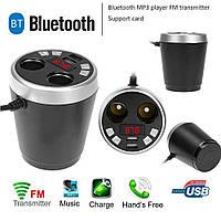 FM- модулятор X7 Bluetooth 2 USB D1233  (S02087)