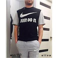 Мужская футболка Nike 553 Ник Код товара:3689567