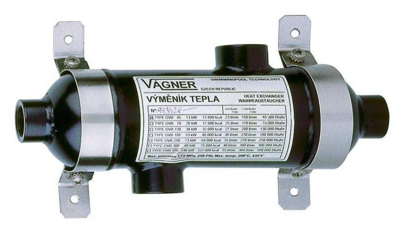 Теплообменник vagner Кожухотрубный конденсатор Alfa Laval CDEW-60 T Камышин