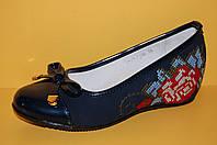 Подростковые туфли ТМ Эльф код 3197 размеры 33, 35, 37