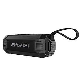 Портативная Bluetooth  колонка Awei Y280 + ПОДАРОК D1001  (S02573)