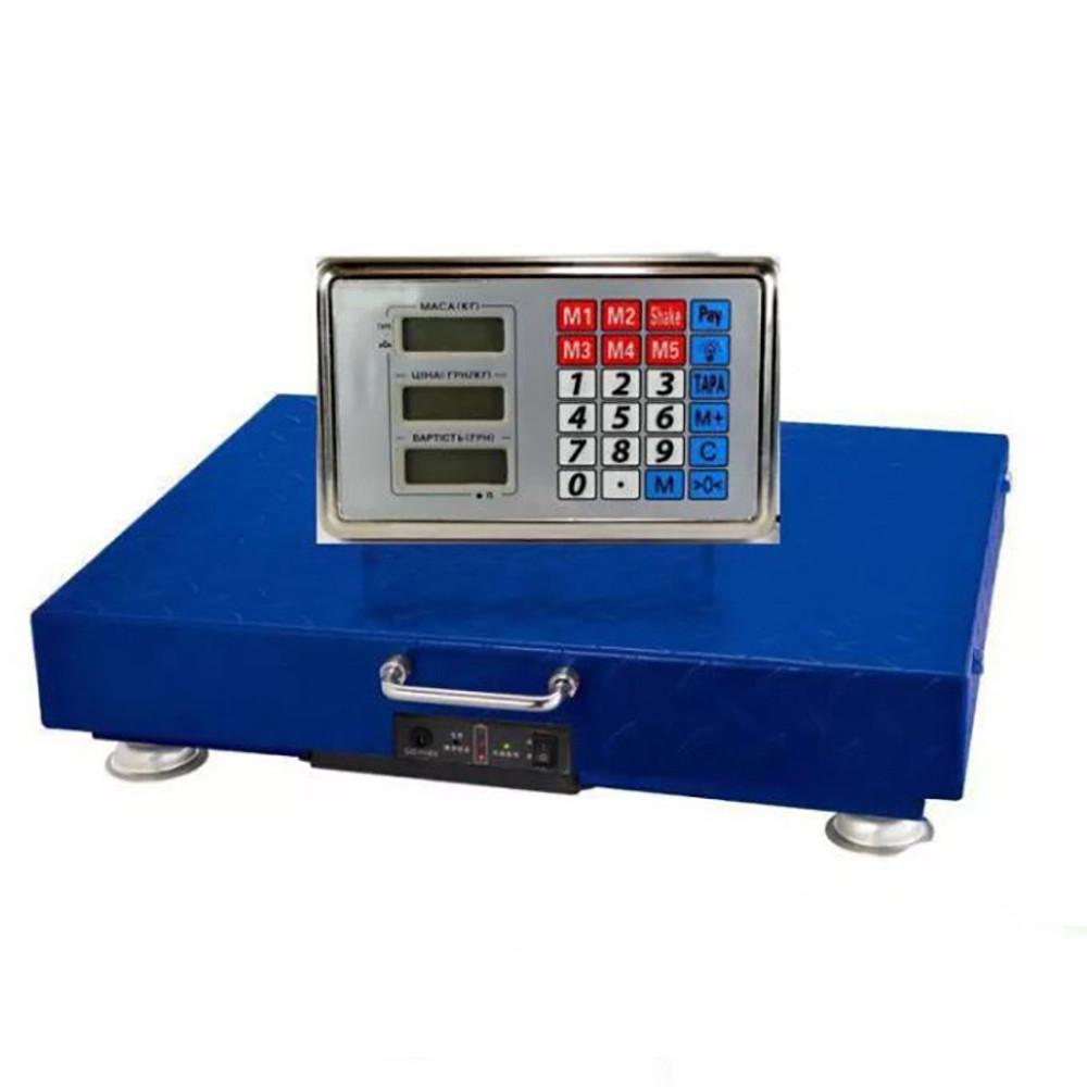 Беспроводные торговые весы ACS 600KG WIFI 45*60 см  (S02738)