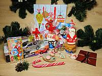 """Новогодний детский подарочный набор """"Happy car"""" с именным поздравительным письмом"""