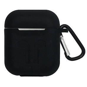 Чехол DK Candy Mold Apple AirPods (black)