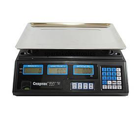 Торговые Весы ACS 50KG Matrix 4V  (S03007)