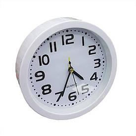 Настольные часы-будильник кварцевые XD-068  (S03050)