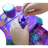 Конструктор-бусины Gemmies Make Crystal Creations, конструктор для девочки  (S03059)