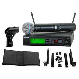 Беспроводные вокальные микрофоны SHURE SLX4 D1289  (S03065)