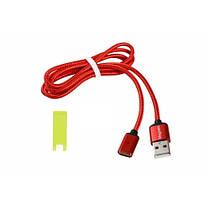 Магнитный USB-кабель MAGNETO КРАСНЫЙ
