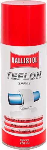 Смазка тефлоновая Ballistol TeflonSpray 200 мл