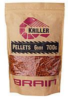 Пеллетс Brain Kriller (креветка/специи) 6mm 700g
