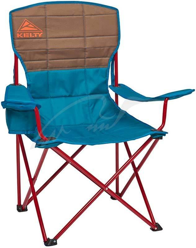 Кресло Kelty Essential Chair Deep Lake 136кг