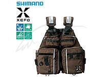 Жилет Shimano VF-272i ц:оливковый